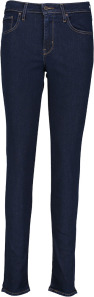 Blauwe Jeans Levi's HIGH RISE SKINNY
