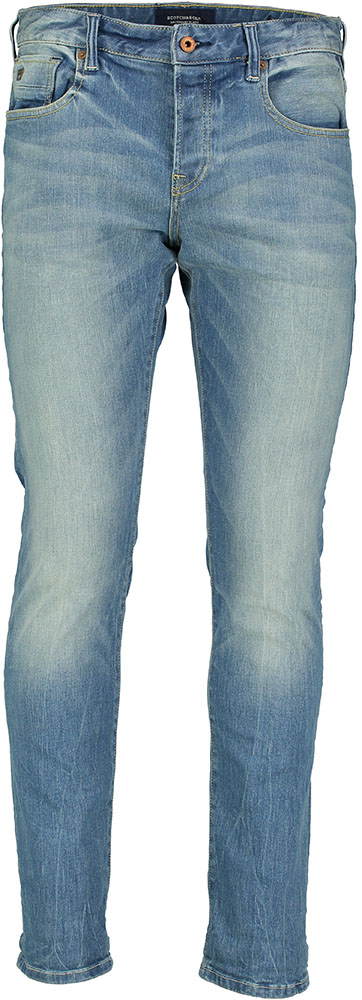 Blauwe Jeans van Scotch & Soda
