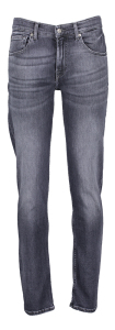For all mankind Grijze Jeans SLIMMY TAPERED