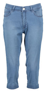 Para Mi Blauwe 3/4 jeans Grace High Waist Slim