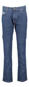 Bugatti Blauwe jeans met lichte stikking Pisa 5-pocket