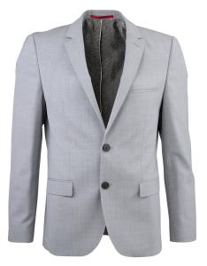 Hugo Boss  Blauw/grijs kostuum Hugo