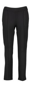 Twinset Zwarte comfortabele broek met elastiek