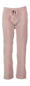Shades Oud roze broek in ribfluweel Julia