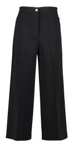 Pinko Zwarte geklede broek SVELTO