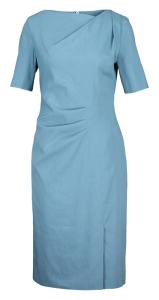 Natan edition 5 Blauw kleed met korte mouwen Natan