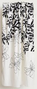Natan edition 5 Beige sjaal met zwarte print Natan