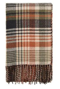 Vila Multicolour geruite sjaal