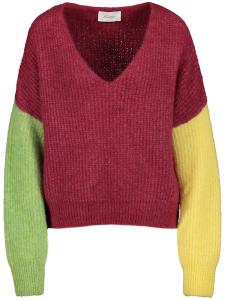 American Vintage  Multi-color gebreide trui in 3 kleuren East