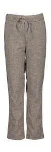 Bellerose Donkerblauwe broek met strepen