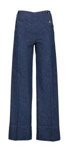 Baum und Pferdgarten Donkerblauwe flared jeans