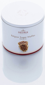 Desiree Belgian Sugar Waffle Natuur Désirée