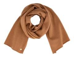 Xandres Camel sjaal in kasjmier KALKI