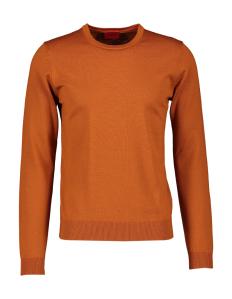 Hugo Boss  Roest kleurige trui SAN PAOLO