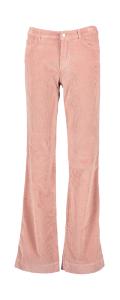 Her Roze ribfluwelen broek LEWIS