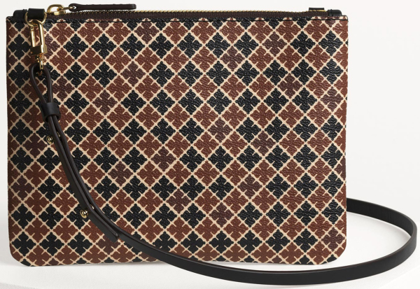 Clutch met Multi-color Print By Malene Birger