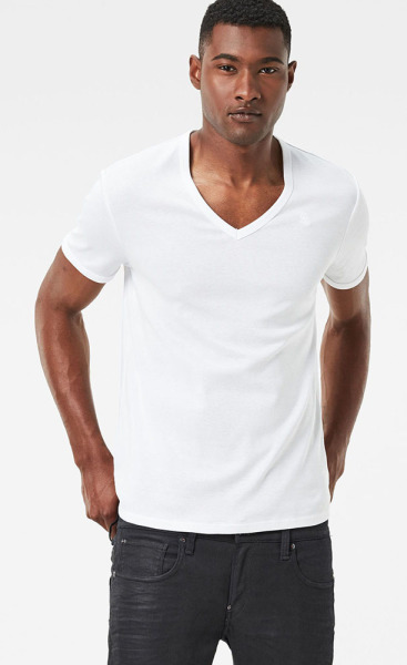 Witte T-shirt G-Star Raw 2-Pack