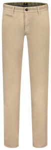 Beige broek Steam Slim Fit Zilton