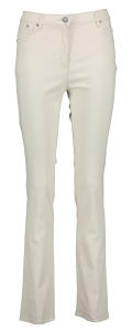 Beige lange Broek Brax Model Raphaela Ina Super Slim