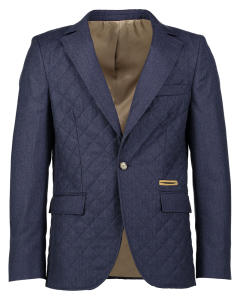 Blauwe blazer Circle of Gentleman