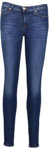 Blauwe Jeans For All Mankind SKINNY
