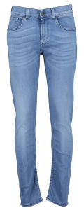 Blauwe Lichte Jeans For All Mankind SLIMMY TAPERED