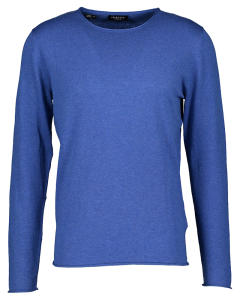 Blauwe Pull Selected Homme