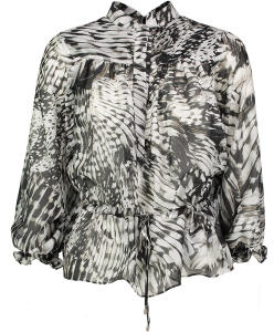 Blouse met Print Just Cavalli