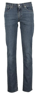 Donkerblauwe Jeans Levi's 511 Slim Fit