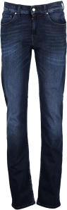Donkerblauwe Jeansbroek SLIMMY For All Mankind