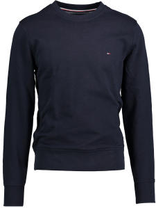 Donkerblauwe Sweater Tommy Hilfiger