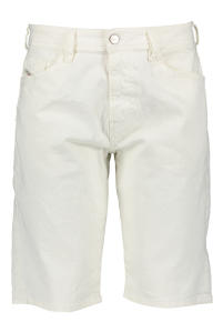 Ecru short Slim Fit Stretch Diesel