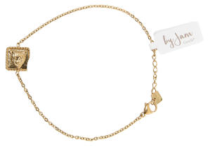 Gouden Armband met Panter By Jam Gioielli
