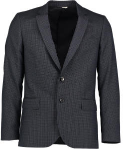 Grijs Geruite Blazer Paul Smith