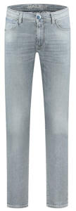 Grijze Jeans Regular Slim Fit Zilton