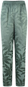 Groene Billy pyjama broek Love Stories
