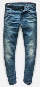 Lichtblauwe Jeans SLIM FIT G-STAR RAW