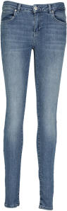 Lichtblauwe Jeansbroek Supertrash