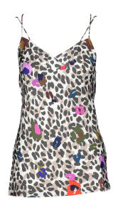 Multi-color top met speciale dierenprint Ted Baker
