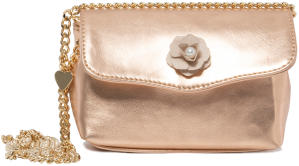 Rosé crossbody Communie Aletta