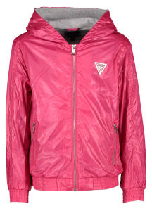 Roze Windjasje met Kap Guess Girls