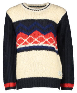 Veelkleurige Wollen Pull Scotch & soda