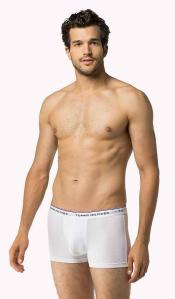 Witte Boxershorts Tommy Hilfiger 3-pack