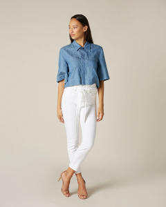 Witte broek For all Mankind