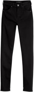 Zwarte broek High Rise Skinny Scotch & Soda