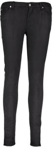 Zwarte Velvet Broek For All Mankind